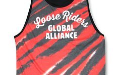 Loose Riders Stoner RED Tank Top S
