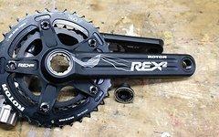 Rotor Rex2.2 2fach Kurbel 38/28z