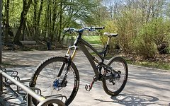 Transition Bikes Covert Carbon CF Größe L
