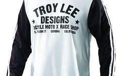Troy Lee Designs Super Retro Jersey L White *NEU*