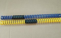 Fox 40 Feder blau gelb