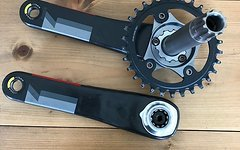 SRAM XX1 Kurbel GXP 175mm Q168 inkl. 30T Blatt