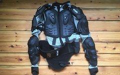 TSG Trailfox Backbone Safetyjacket (neu)