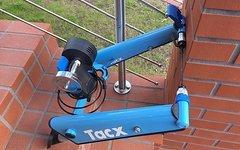 Tacx Rollentrainer kaum benutzt