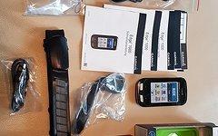 Garmin EDGE 1000 Bundle, GPS, Herzfrequenzsensor., Geschwindigkeitssensor OVP Top !!!