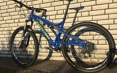 "Santa Cruz Superlight 2015 L 29"" 1x11 Reverb Magura MT8 DT Swiss Fox SRAM XD"