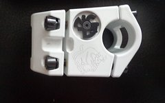NC-17 Toro S-Pro  Vorbau  Alu CNC Weiß 50 mm Neu