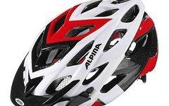 Alpina D-Alto white/black/red