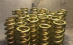 Ti Springs Titanfeder GOLD für FOX, CANE CREEK, BOS