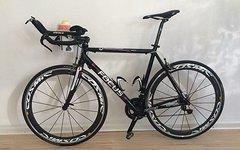 Focus Variado Expert, Cosmic Carbon, Triathlon/Strasse