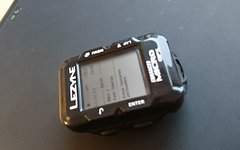 Lezyne Micro GPS Year 10 Modell mit Turn by Turn Navigation