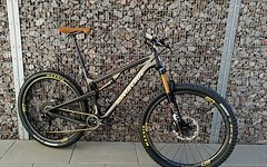 Santa Cruz Tallboy CC - Custom - XL