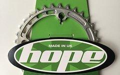 Hope Single Chainring Kettenblatt 34 Zähnen für 9-/10-fach NEU
