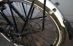 Cyclescope Müsing Reiserad mit Topaustattung