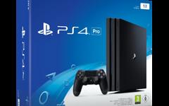 Sony PS4 Pro 1 TB NAGELNEU