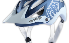 Troy Lee Designs A1 HELM MIPS CLASSIC BLUE / WHITE Gr. M/L