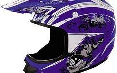 THE Downhill Helm THE TX-22 8-Ball Helm *NEU* GR L