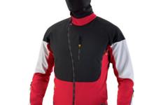 Mavic Inferno Jacke bright Red/Black XL
