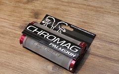 Chromag Palmskin LockOn Griffe red/grey