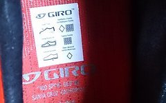 Giro Empire slx Gr.47 glossy orange