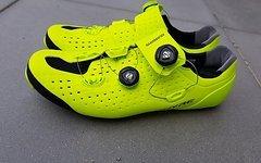 Shimano S-Phyre XC9 neon yellow