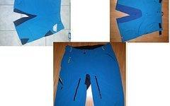 Northwave,vaude,cube Set Shorts XL Blau