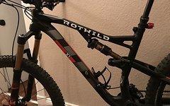 Rotwild R.X1 FS EVO 27.5 matt black 2016