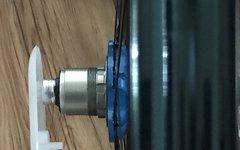 Mavic Crossmax XA Elite Hinterrad,blau-schwarz,Enduro&Trail,neu