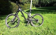 Kona Supreme Operator 2015 carbon Gr M Downhillbike