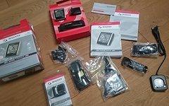 Sigma BC 2209 Targa STS Set + 3x Geschwindigkeitsensor+ 1x Trittfrequenzsensor + USB Dockingstation