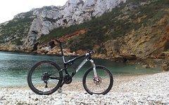 Rocky Mountain 9,7 kg Element MSL RSL Carbon Marathon/Trail Mtb Mountainbike