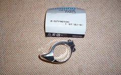 Shimano Umwerferschelle 31,8mm silber