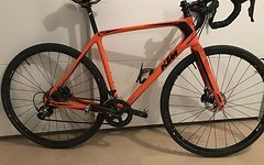 KTM CANIC CXC 55, Carbon Cyclocross, Gravelbike