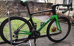 Scott Foil RC 2017 Model Gr. M 54 mit SRAM ETape