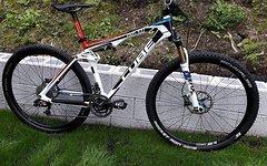 Cube AMS 100 shpc 29er Teamline Gr.L Fox Kashima Carbon NP5500