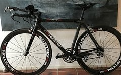 Easton Showbike Easton EC 90 alles Carbon