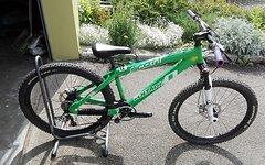Scott Voltage antikes Retro Dirt Bike von 2008 in Größe L