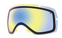 Smith Optics Ersatzglas gelb verspiegelt Doppeltscheibe