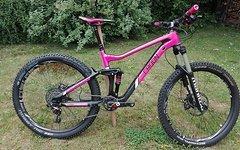 Radon Slide Carbon 140 pink 2016