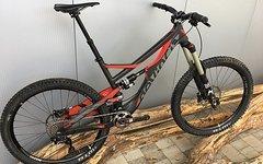 Devinci Spartan Carbon 2016 Custom