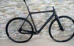Berner Bikes Cyclo-X Disc Hydro Carbon Crosser Rival 1 RH56