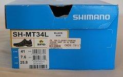 Shimano SH-MT34 MTB Touring Schuhe Größe 41 Neu (Unisex)