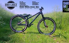Dartmoor Two6 Player Custom Dirt/Street Bike Rock Shox Pike DJ,HOPE,Spank,Shimano,Chromag,Maxxis