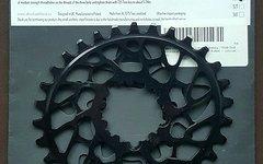 Absolute Black oval SRAM direct mount 30 Zähne *NEU*, short BB30