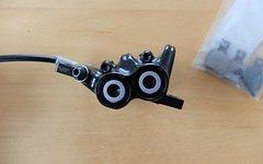Magura VR-Bremse MT 5 und HR-Bremse MT 6, gebraucht, Zubehör
