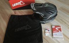 Leatt DBX 6.0 Carbon Helm Gr. L ** UVP:499,90€ * Downhill FR DH Troy Santa etc..