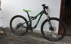 "Specialized Stumpjumper FSR Elite 29"" 2014 M"
