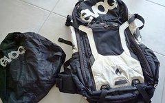 Evoc FR Trail 20 Team Edition Protektoren Rucksack weiss/schwarz