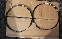 Stans No Tubes ZTR Arch EX 650b 27.5 32 L. Schwarz NEU