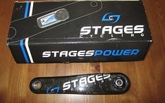 Stages Powermeter Carbon Für MTB-GXP